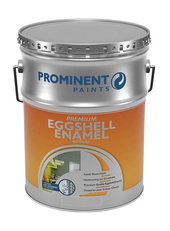 Premium Range: Premium Eggshell Enamel